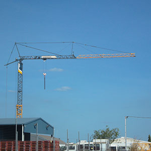 Self-Erecting Tower Crane Licence - AITAC Pty Ltd