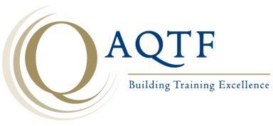 AQTF logo