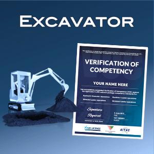 Excavator-VOC
