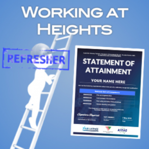 Working at Heights Refresher | Online Training